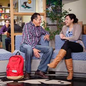 Programmes et services pour étudiants autochtones